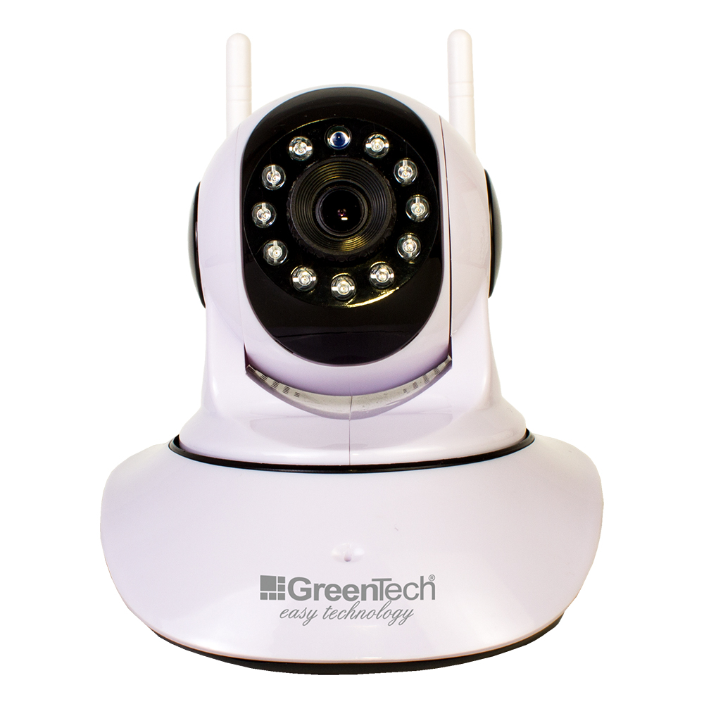 GREENTECH GT-IP36HD WI-FI HAREKETLİ IP KAMERA